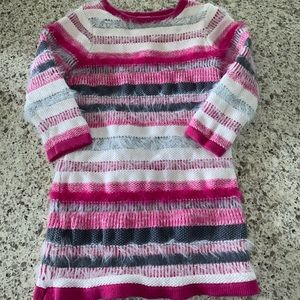 EUC Toddler Girl 2t Gymboree sweater dress